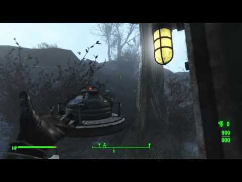 Fallout 4 - A Great Use For Mines