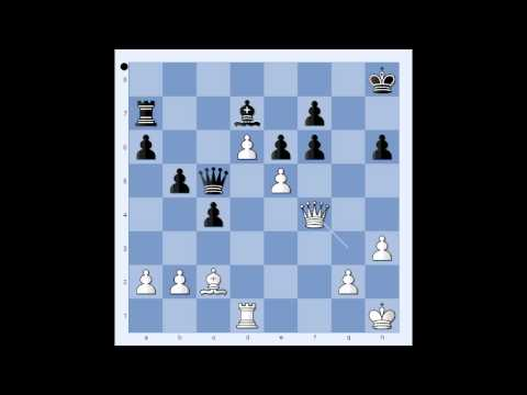 Strategy lesson: Janowski vs Semion Alapin-Barmen 1905