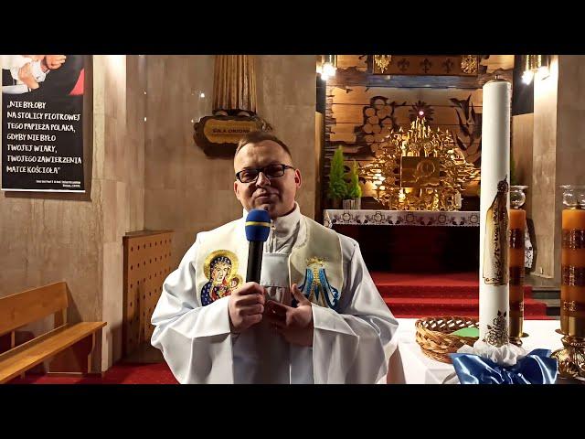 Roraty 2020 [#11] - 11 grudnia 2020 - Parafia św. Antoniego w Zduńskiej Woli