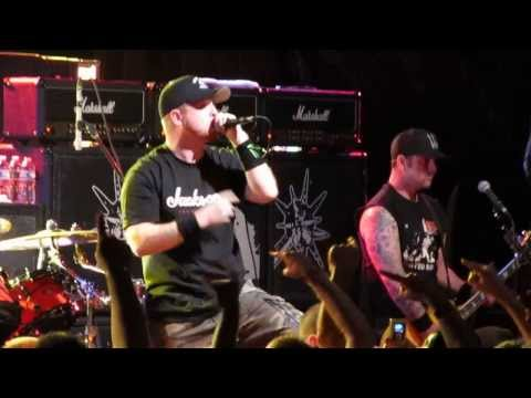 "Hatebreed ""Dead Man Breathing"" live Starland Ballroom Sept 15th 2013"