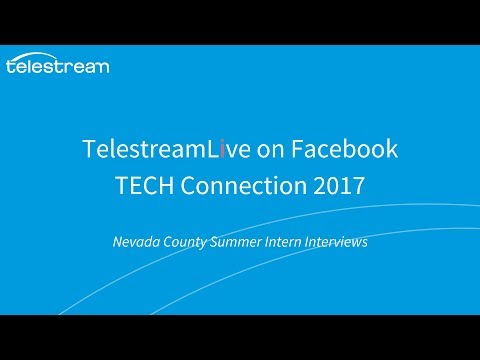 TECH Connection 2017 - Summer Intern Interviews