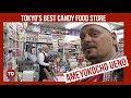 Tokyo's BEST CANDY Food Store - Ameyokocho Ueno Tokyo Japan