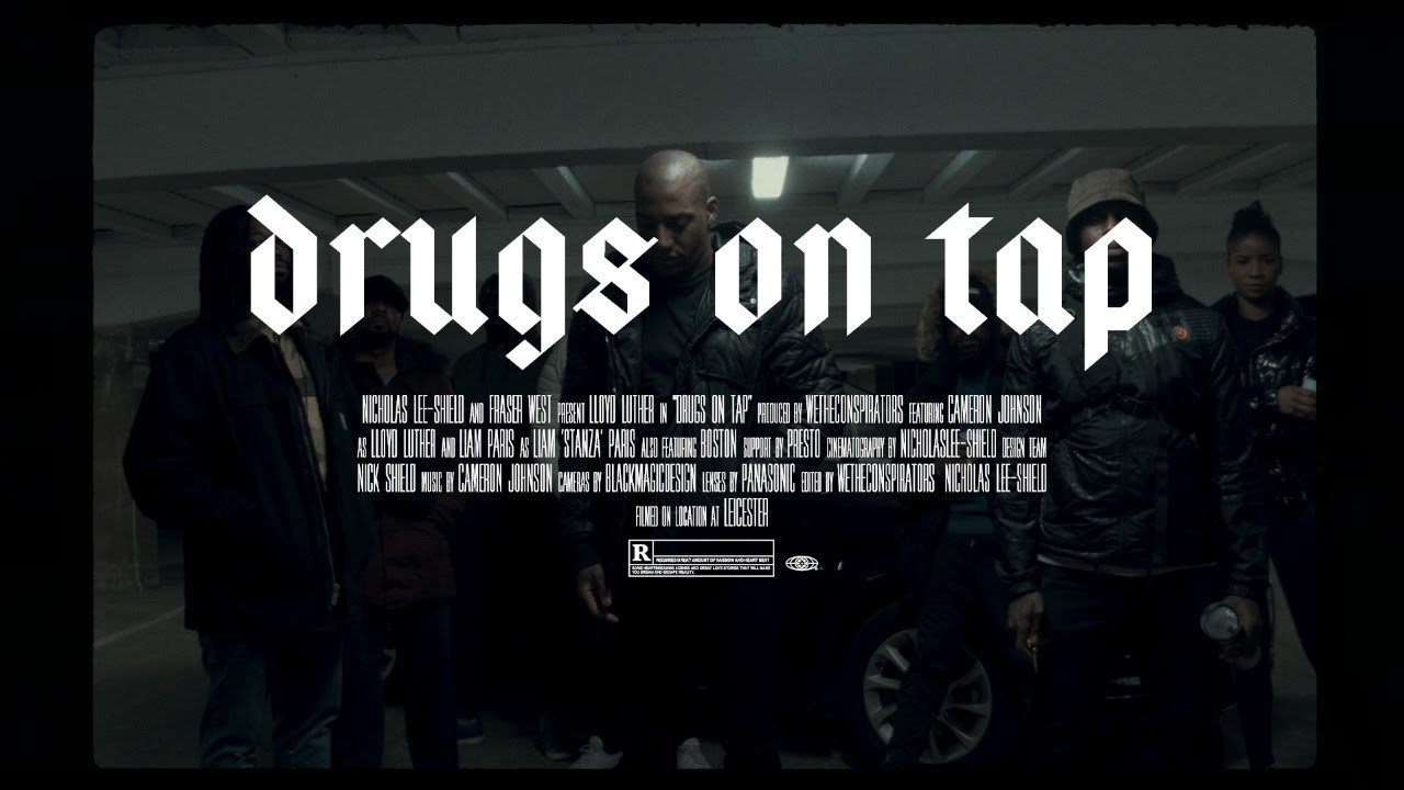 Download Lloyd Luther  - Drugs On Tap (Official Music Video)
