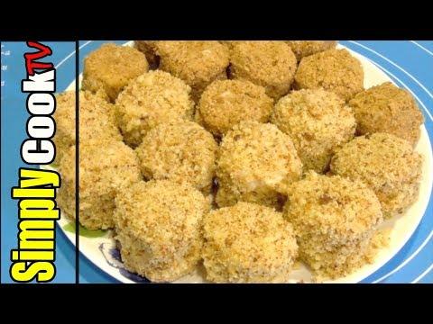 Потрясающий десерт|Пирожные Ежики - простой рецепт от Simply Cook TV