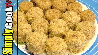 потрясающий десертПирожные Ежики - простой рецепт от Simply Cook TV