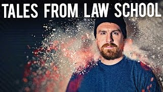 Failing Law School  |  Digging Graves