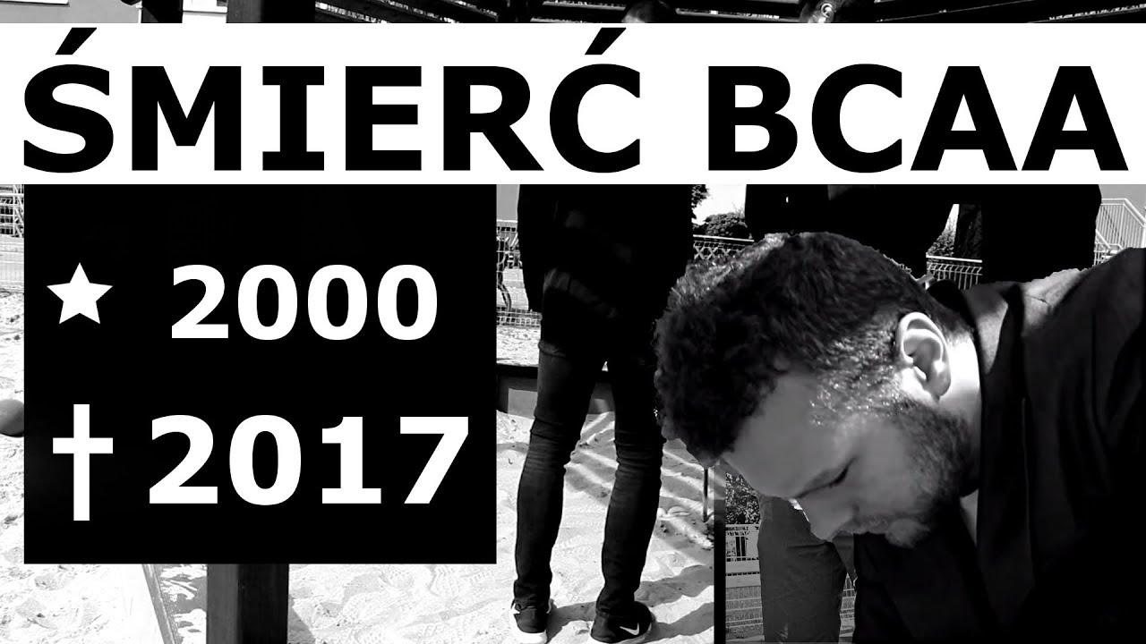 ŚMIERĆ BCAA – NOWE BADANIA Vlog Saker Warszawski Koks