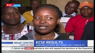 KCSE Results: Celebrations continue in different parts of the country