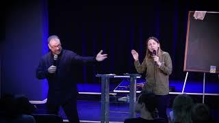 """МЕБИ Пол Читан """"Введение в пророческое служение"""" 1 день 2 урок"""