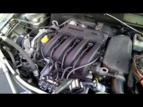 Lada Largus – Замена свечей зажигания после установки газового оборудования