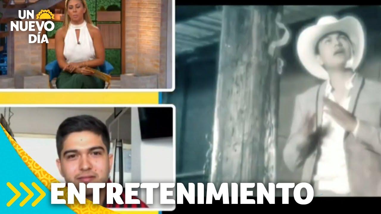 Ulices Chaidez relata cómo fue víctima de asalto en la madrugada   Un Nuevo Día   Telemundo