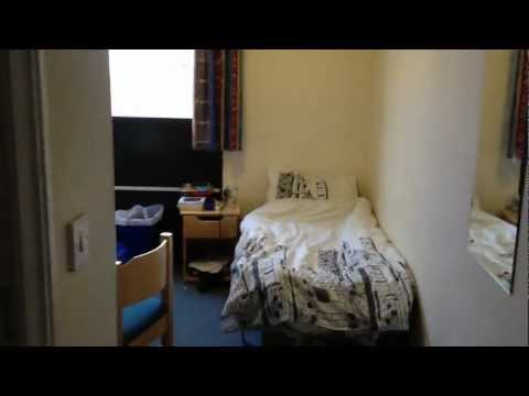 Portsmouth University Accommodation Tour