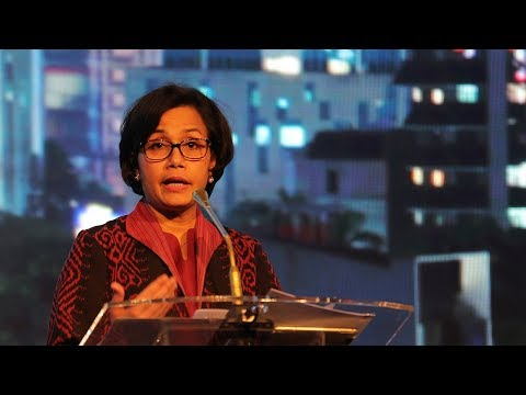 Food, international trade & the changing global economy | Dr. Sri Mulyani at #EATapac