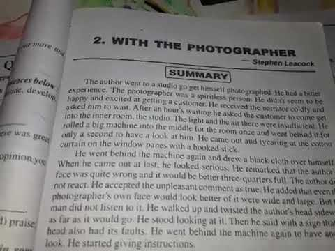 with the photographer by stephen leacock pdf download