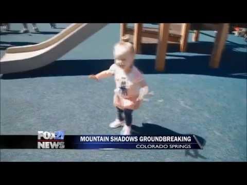 Mountain Shadows residents dedicate new playground