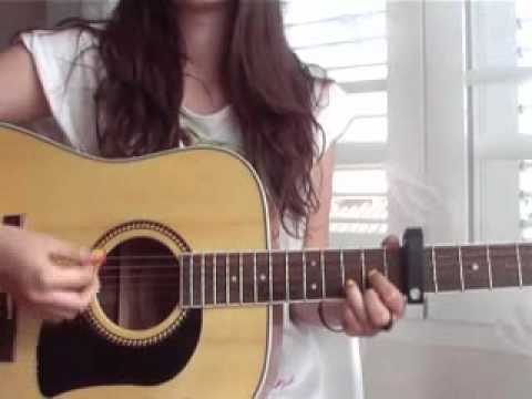 Brighter Than The Sun By Colbie Calliat Cover Guitar Chords