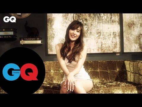 《GQGirl》 陳艾熙示範3種性感拍照姿勢