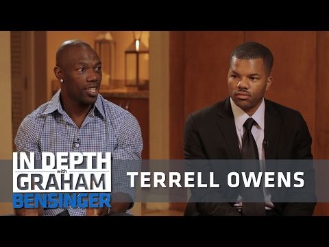 Terrell Owens: I was lost being T.O.