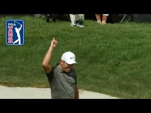 Francesco Molinari jars 44-footer for clutch closing birdie at Arnold Palmer 2019