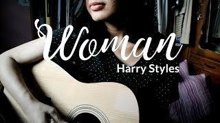 Woman - Harry Styles (acoustic cover)