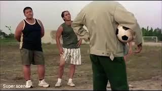 Shaolin Soccer training  scene tamil ( 360 X 640 )