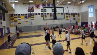 Rhys McVay - NBC Cagers AAU (17-U) - 2017 Highlights