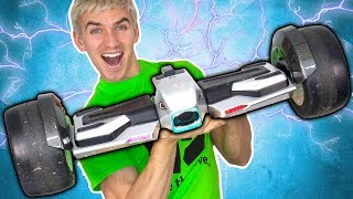 WORLDS RAREST HOVERBOARD!!