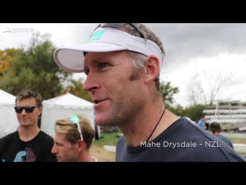 HUDSON SHARK Zone  - 2016 Head of the Charles Regatta