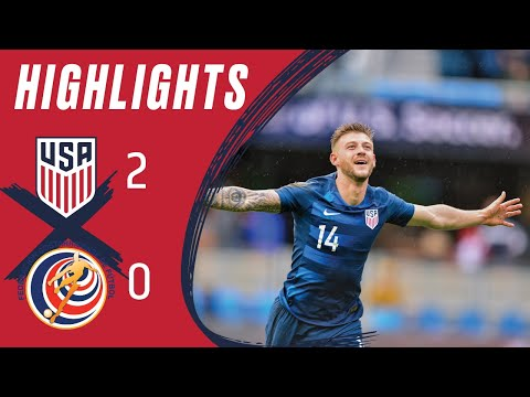 MNT Vs. Costa Rica: Highlights - Feb. 2, 2019