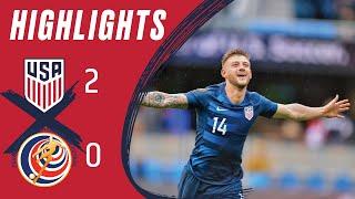 MNT vs. Costa Rica: Highlights - Feb. 2, 2019