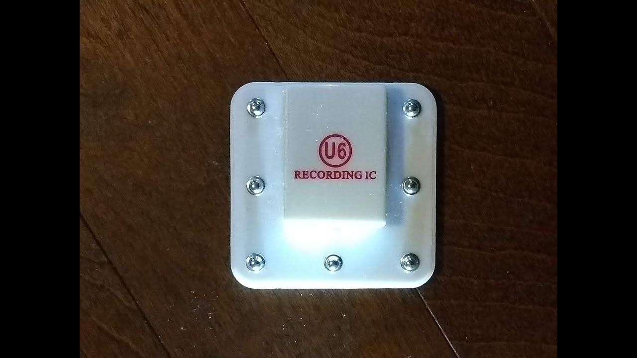 snap circuits parts u6 (recording ic) youtubesnap circuits parts u6 (recording ic)