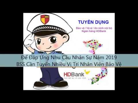 CÔNG TY CP DV BẢO VỆ NGÂN HÀNG (HDBANK)