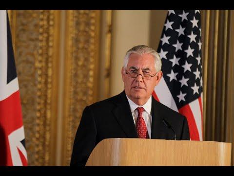 تيلرسون سيعقد محادثات بشأن كوريا الشمالية مع رئيس وزراء كندا  - نشر قبل 2 ساعة
