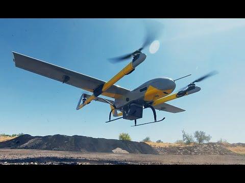 Autonomous Drone Delivery by Volans-i