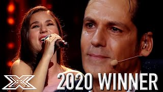 X Factor Romania 2020 Winner's Journey - ANDRADA PRECUP | X Factor Global
