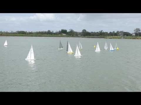 Brisbane IOM Challenge -  Heat 10. A Fleet