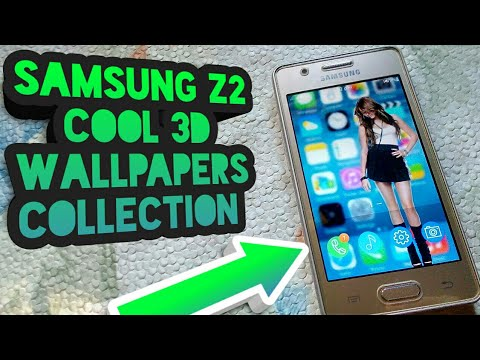 Samsung Z2 3d Wallpaper Collection Youtube