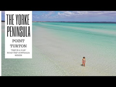 POINT TURTON ON THE YORKE PENINSULA - SOUTH AUSTRALIA
