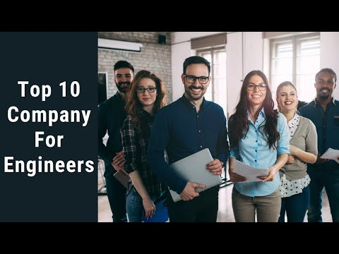 Top 10 Companies That Give Highest Salaries To Engineers