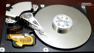 Hard Disk Drive: Internal Parts of Hard Drive and How does Hard Disk work