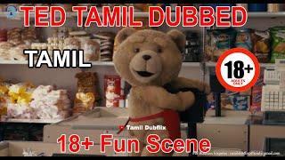 TED Tamil Dubbed   Fun Scene   Tamil Dubflix