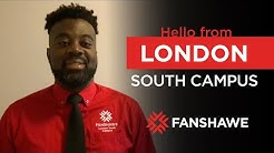Welcome to London South at Fanshawe College!