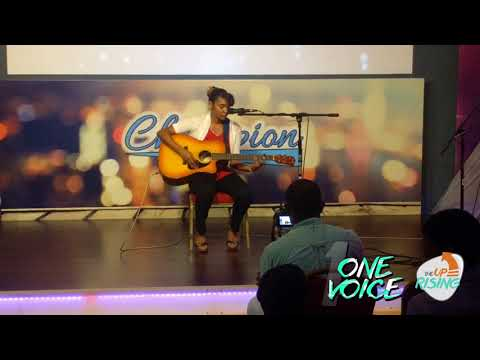 Keisha Nash  I will never leave your side  Live Performance