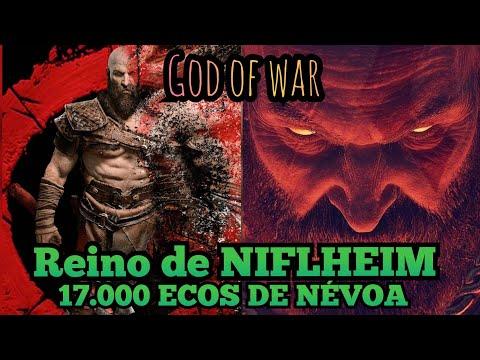 god of war niflheim ecos de n voa e ncora de. Black Bedroom Furniture Sets. Home Design Ideas