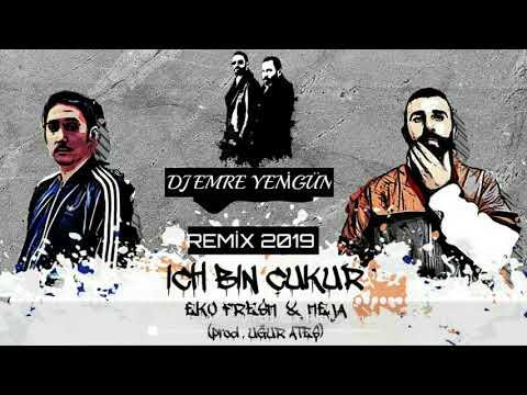 Dj Emre Yenigün ft. Eko Fresh \u0026 Heja - Ich Bin Çukur {Remix 2019} (Çukur Dizi Müziği)