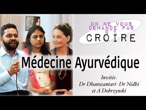 DR DHANWANTARI DR NIDHI & A DOBRZYNSKI Médecine Ayurvédique