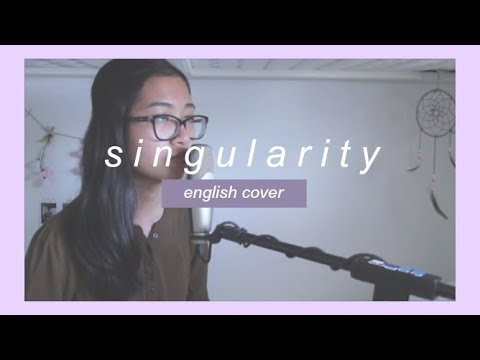 BTS  - Intro: Singularity (english Cover) ♡