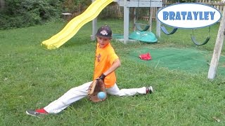 Fancy Baseball Skills (WK 188.2) | Bratayley