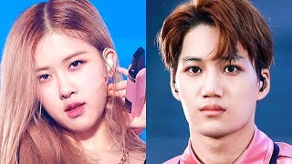 YG Stops Rosé, EXO Leaving SM Fears, NCT Yuta Flips Off Sasaeng, and More