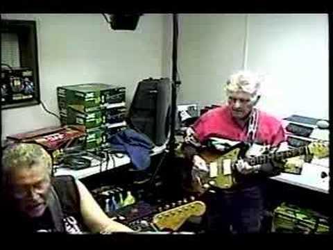 The Fendermen Mule Skinner Blues